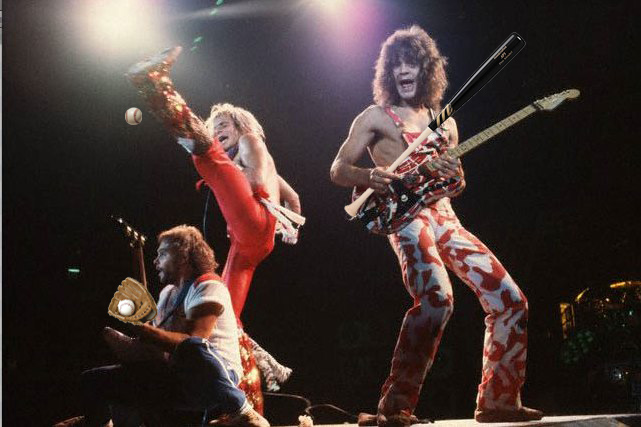 Van Halen covering Huey Lewis and The News's entire album &quot;Sports&quot;