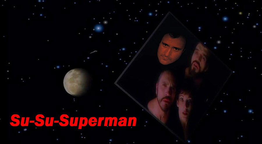 superman phil collins
